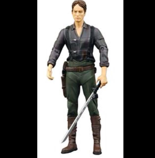 Serenity Final Battle Mal Action Figure