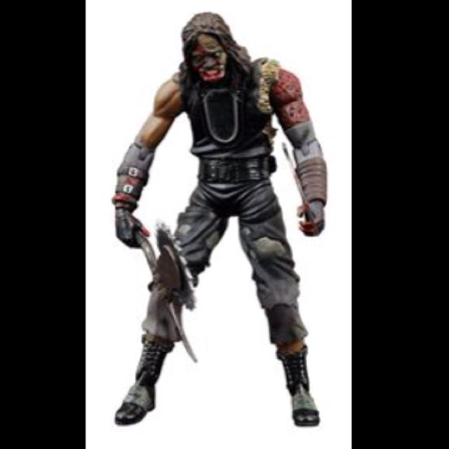 Serenity Reaver Action Figure