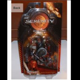 Serenity Battle-Ravaged Reaver Action Figure