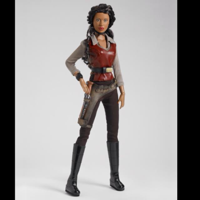 Zoe Washburne Tonner Doll