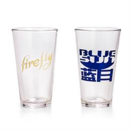 Firefly Pint Glass Set Of Two