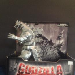 Godzilla open box