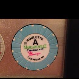 Margaritaville Roulette Marker