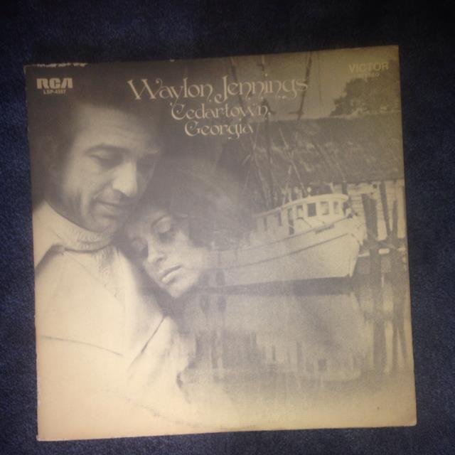 Waylon Jennings Cedartown