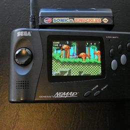Handheld gaming devices