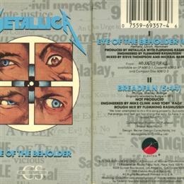Eye of the Beholder cassette single