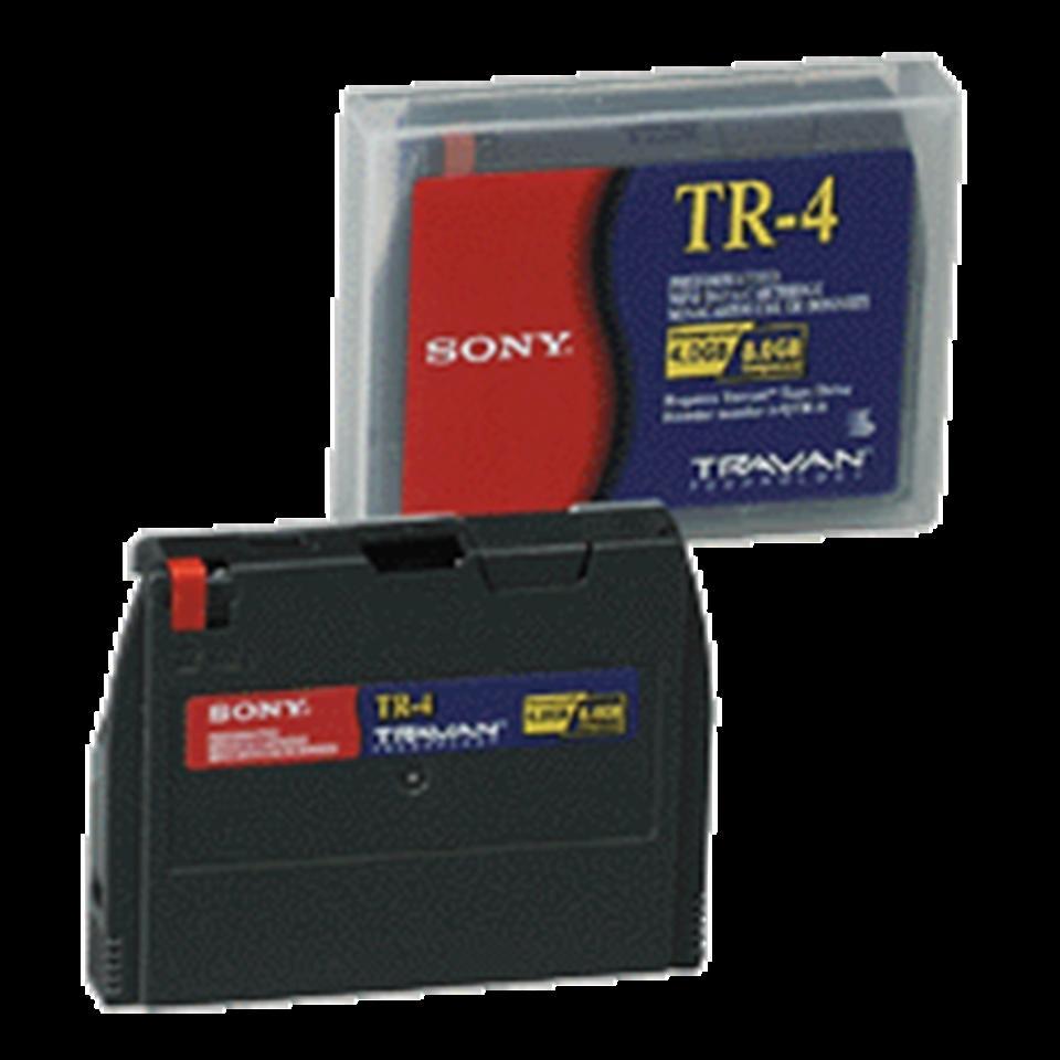 Travan Tapes