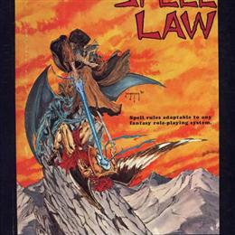 Rolemaster Spell Law boxed set