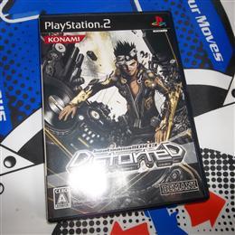 Beatmania IIDX Distorted - PS2