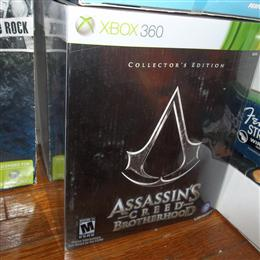 Assassin's Creed Brotherhood (Collector's Edition) - Xbox 360