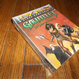 Gauntlet: the Third Encounter - Lynx