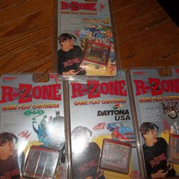 Sealed R-Zone Games