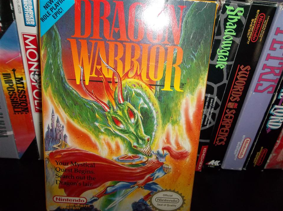 Dragon Warrior - NES