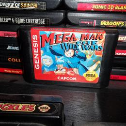 Mega Man Wily Wars - Genesis