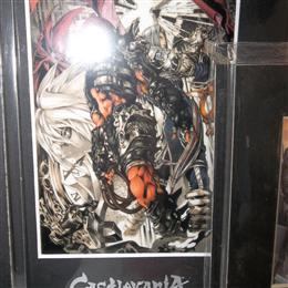 Castlevania Judgement Art Cell