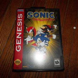 Sonic Megamix - Genesis