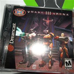 Quake 3 Arena - Dreamcast