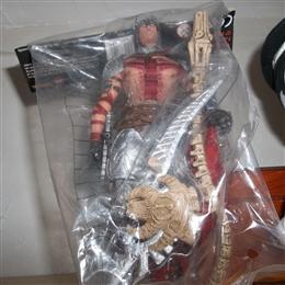 Dante's Inferno Pre-Order Figure