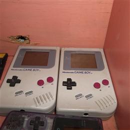 "Original ""Brick"" Gameboy systems"