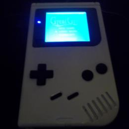 Nintendo Game Boy (Modified)