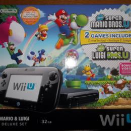 Wii U (Mario & Luigi Deluxe Edition)