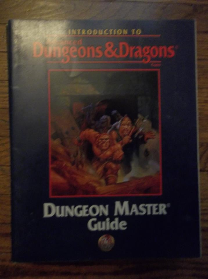 Introduction to AD&D Dungeon Master Guide