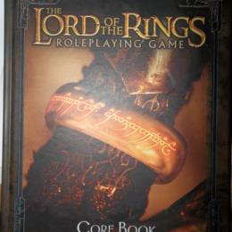 Lord of the Rings RPG - Core Book