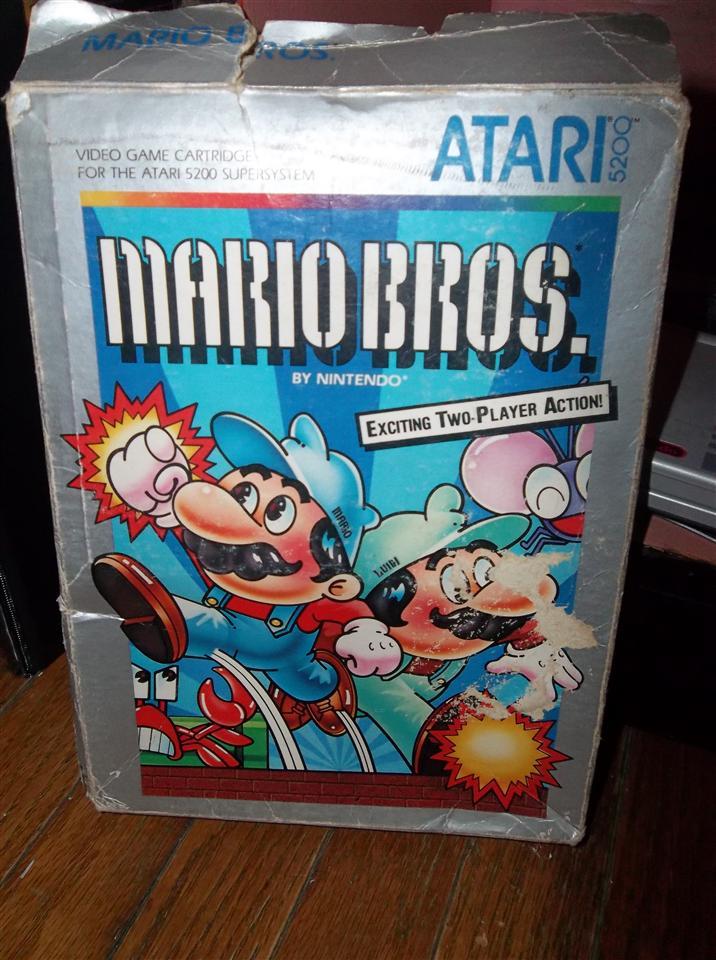 Mario Bros., Atari, 1983