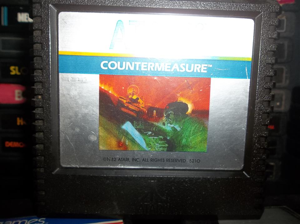 Countermeasure, Atari, 1982