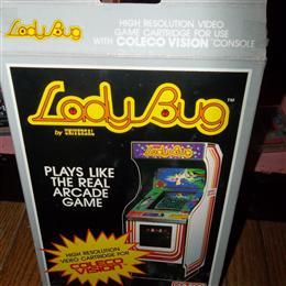 Ladybug, Coleco, 1982