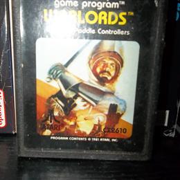 Warlords, Atari, 1981