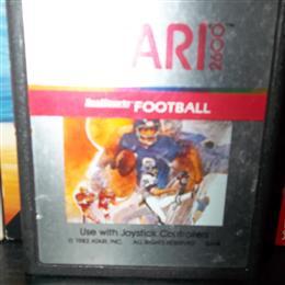 RealSports Football, Atari, 1982
