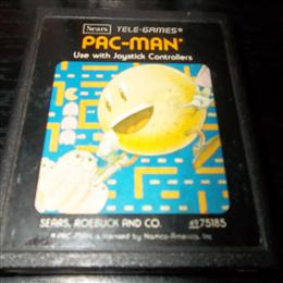 Pac-Man, Atari, 1982