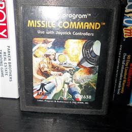 Missile Command, Atari, 1981