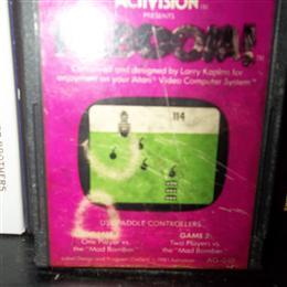 Kaboom!, Activision, 1981