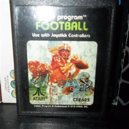 Football, Atari, 1978
