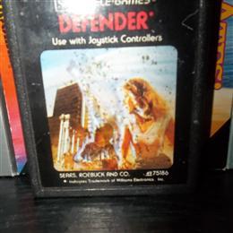 Defender, Atari, 1982