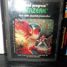 Berzerk, Atari, 1982