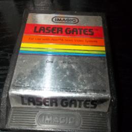 Laser Gates, Imagic, 1983