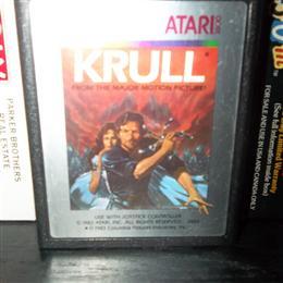 Krull, Atari, 1983