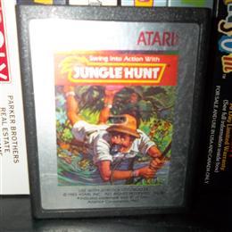 Jungle Hunt, Atari, 1983