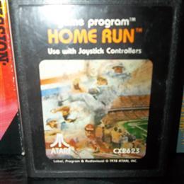 Home Run, Atari, 1978