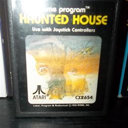 Haunted House, Atari, 1982
