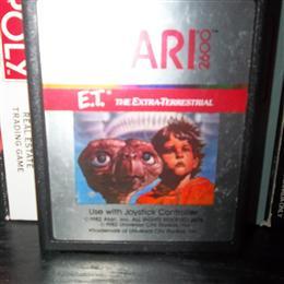 E.T. the Extra-Terrestrial, Atari, 1982