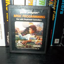 Basic Programming, Atari, 1979