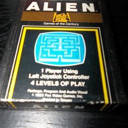 Alien, 20th Century Fox, 1982