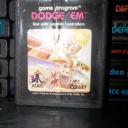 Dodge 'Em, Atari, 1980