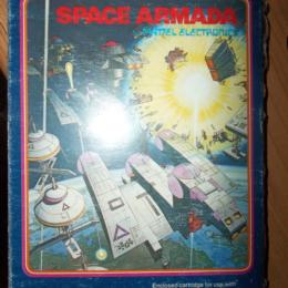 Space Armada, Mattel/INTV, 1981