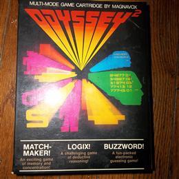 Matchmaker! / Buzzword! / Logix!, Magnavox, 1978