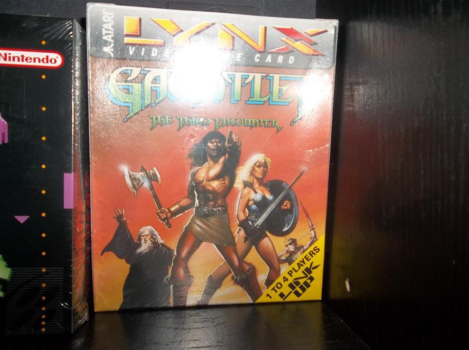 Gauntlet: The Third Encounter, Atari, 1990